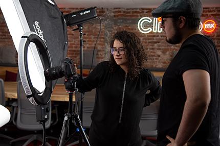 Videógrafos expertos