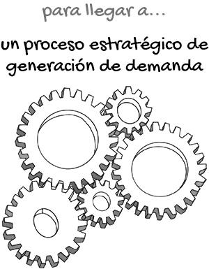 Proceso estrátegico de generación de demanda