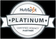 Única agencia Platinum Partner de Hubspot en México